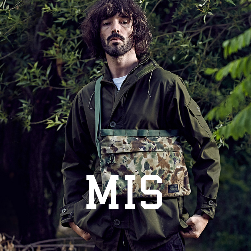MIS (MAKE IT SIMPLE),MIS LOOKBOOK